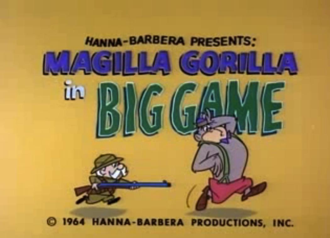 The Magilla Gorilla Show The Cartoon Network Wiki