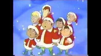 Cartoon Network 2004 Rebrand Cartoon Network Christmas Promo