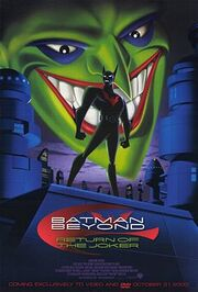Batman Beyond - Return of the Joker poster