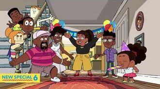 Cartoon Network USA Craig Of The Creek Dad's Day Marathon (Father's Day 2020)