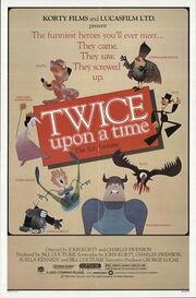 Twice Upon a Time (1983) poster