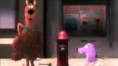 Cartoon Network City Bumper - Hydrant