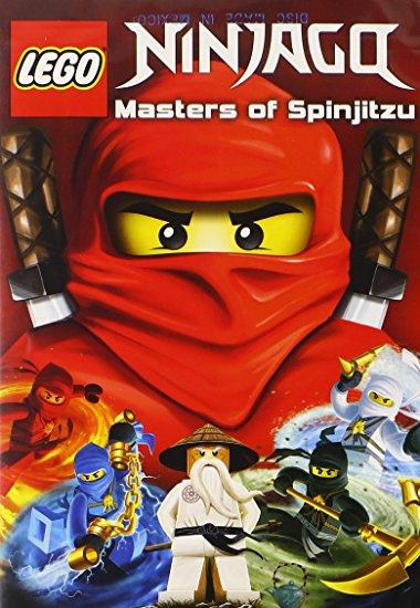 Lego Ninjago Spinijitzunun Ustaları Cartoon Network Türkiye