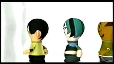 Cartoon Network Nood Era - Total Drama Bumpers (2008)
