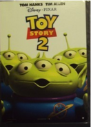 Toy Story 2 Poster 6 - Aliens