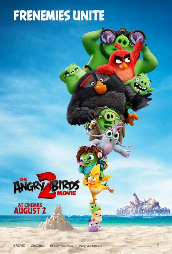 The Angry Birds Movie 2 Wikicartoon Fandom
