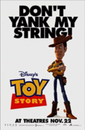 Toy Story 1 Poster 2 - Woody