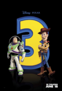 Toy Story 3 Poster 10 - Woody and Buzz