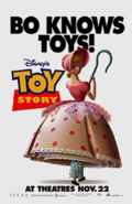 Toy Story 1 Poster 4 - Bo Peep