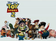 Toy Story 2 Poster 8 - Toys