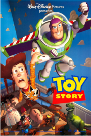 Toy Story 1 Poster 13 - Infinity and Beyond!
