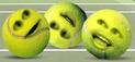 THFAOAO tennis balls