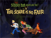A Tiki Scare is no FAIR