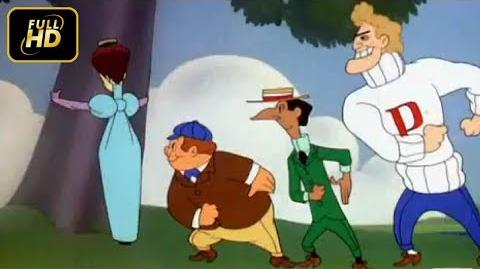 The Dover Boys - 1942 - Merrie Melodies - (HD + CC)