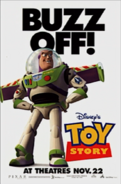 Toy Story 1 Poster 3 - Buzz