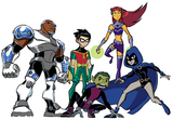 Teen Titans Together