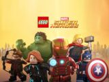Лего Марвел суперхероји: Осветници поново на окупу