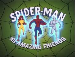 Spajdermen i njegovi zadivljujući prijatelji