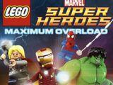 Лего Марвел суперхероји: Потпуно преплављени