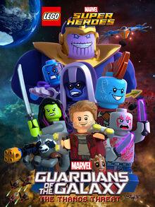 Lego Marvel superheroji - Čuvari galaksije - Tanosova pretnja