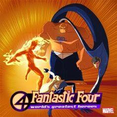 Fantastična četvorka Najveći svetski junaci