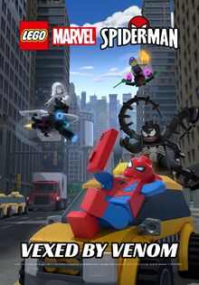 Lego Marvel Spajdermen - problem sa Venomom