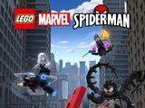 Лего Марвел Спајдермен: Проблем са Веномом