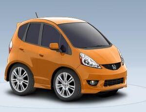 Honda Fit 2009 | Car Town Wiki | FANDOM powered by Wikia
