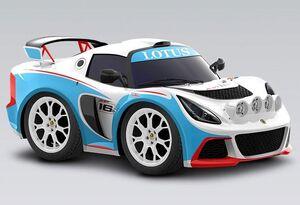 Lotus Exige R-GT 2012