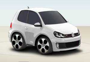 VW GTI 2010