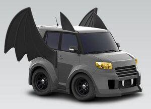 2012 Scion xB Bat