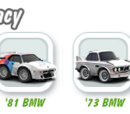 BMW Legacy Collection