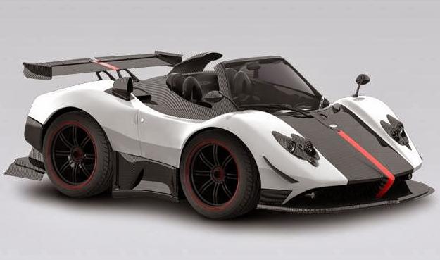 Pagani Zonda Cinque Roadster 2009 Car Town Wiki Fandom Powered