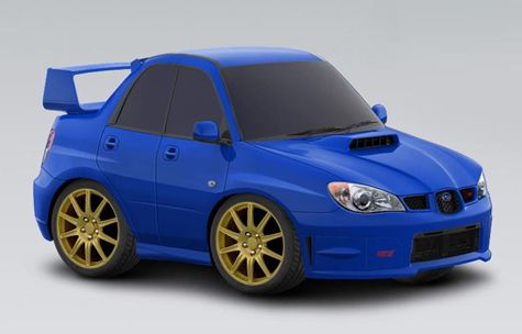 Subaru Impreza WRX STI 2006 | Car Town Wiki | FANDOM powered