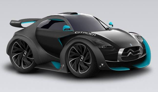 Citroen Survolt 2010 | Car Town Wiki | FANDOM powered by Wikia