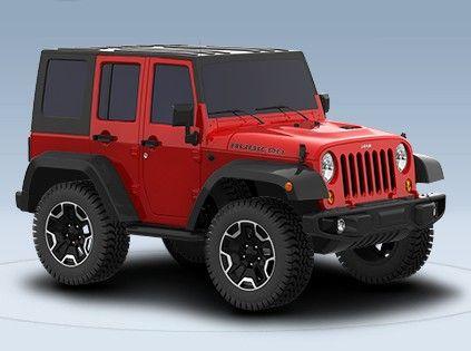 Jeep Wrangler Unlimited Rubicon 10th Anniversary 2013 Car Town