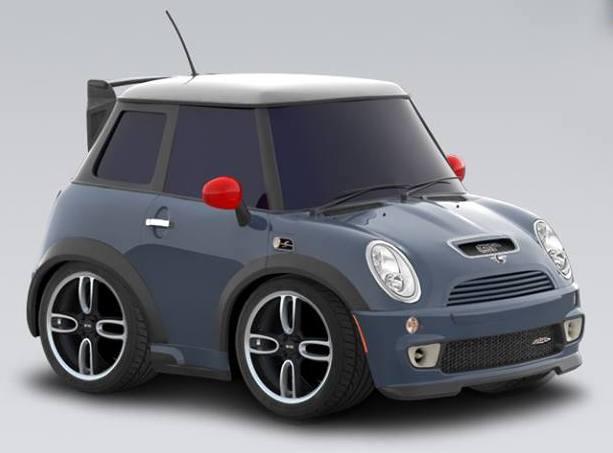Mini Cooper Jcw 2007