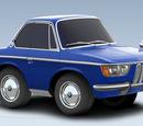 BMW 2000 CS 1967