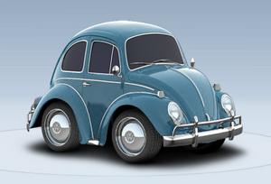 VW Beetle 69