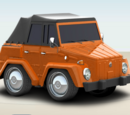 Volkswagen Thing 1980