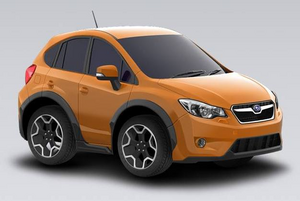 Subaru Xv Crosstrek 2011 Car Town Wiki Fandom Powered By Wikia