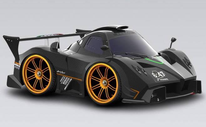 Neon Car  S