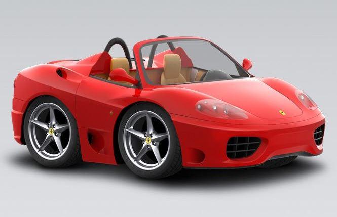 Ferrari 360 Spider 2000 Car Town Wiki Fandom Powered By Wikia