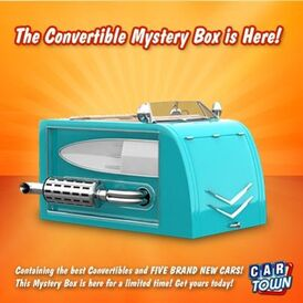 Convertible Mystery Box