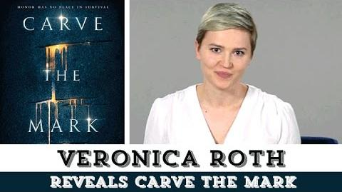 Veronica Roth Reveals Carve the Mark
