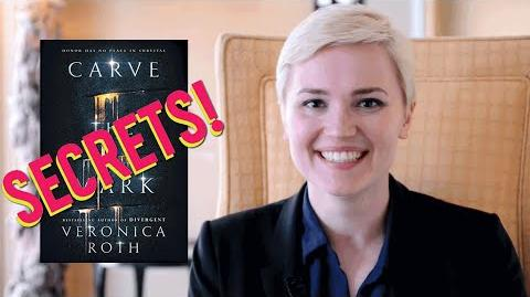 Divergent Easter Eggs Carve the Mark SECRETS! with Veronica Roth