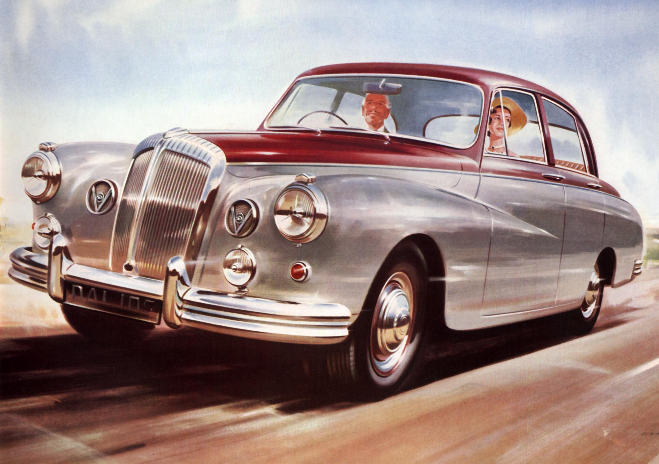 Daimler Majestic Major 001