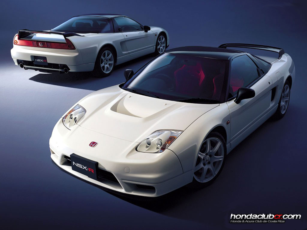 NSX wallpaper honda club