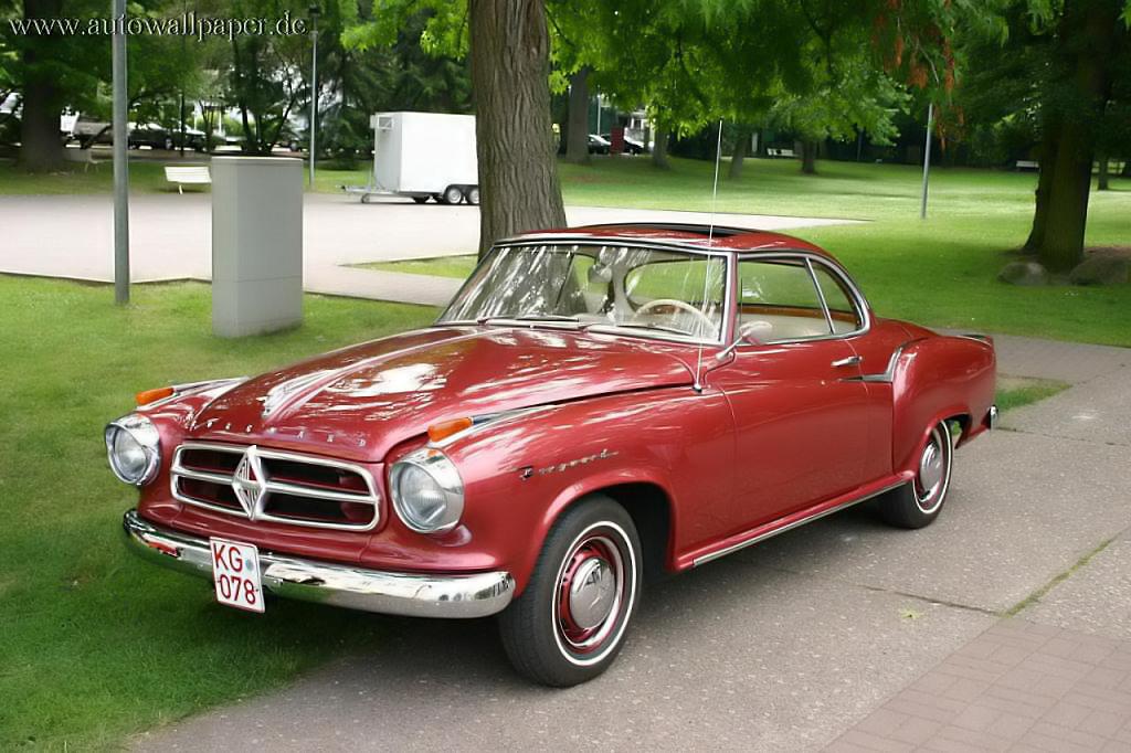 Borgward Isabella Coupe(1)-1-