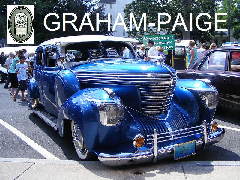 Graham Paige The Car Wallpaper Mania Wiki Fandom